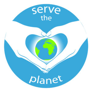 Serve the Planet - Logo