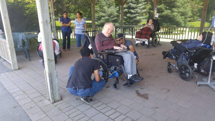 Wheelchair Clinic - 03