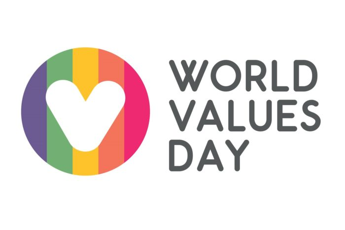 World Values Day - Logo